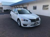 Looking for a clean, well-cared for 2015 Nissan Altima?