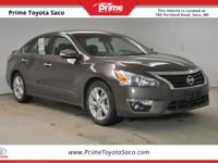 CARFAX One-Owner! 2015 Nissan Altima 2.5 SL in Java