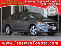 CARFAX One-Owner. Clean CARFAX. Gray 2015 Nissan Altima