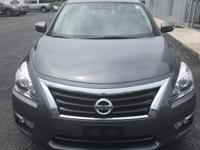 Meet our Carfax One Owner, 2015 Nissan Altima 2.5 SL
