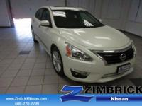 Options:  2015 Nissan Altima 4Dr Sdn I4 2.5 Sl|4
