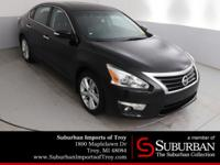 Certified. 2015 Nissan Altima 2.5 SL, **ACCIDENT FREE
