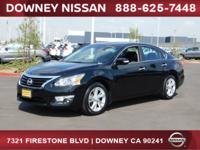 EXTRA EXTRA LOW MILES !!! NISSAN CERTIFIED PRE-OWNED