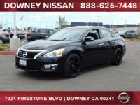 NISSAN CERTIFIED PRE-OWNED !!! Recent Arrival! CARFAX