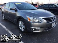 New Price! Recent Arrival! 2015 Nissan Altima in Gray,