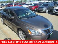 2015 Nissan Altima 2.5 SL 4D Sedan,Java Metallic,
