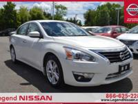 Recent Arrival! CARFAX One-Owner. *Nissan Certified*,