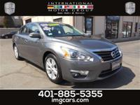 One Owner - Car Fax Certified - Automatic - Moonroof -