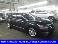 CARFAX One-Owner. Clean CARFAX. Blue 2015 Nissan Altima