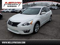 Melloy Nissan is excited to offer this 2015 Nissan