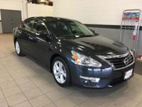 The Nissan Altima. One of the most popular mid size