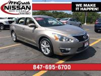 2015 Nissan Altima 2.5 SV CARFAX One-Owner.38/27