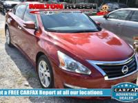 Options:  2015 Nissan Altima 2.5 Sv|Miles: 42299Color: