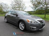 CARFAX One-Owner. Gun Metallic 2015 Nissan Altima 2.5
