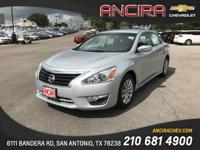 This used Nissan Altima 2.5 SV is now for sale in San