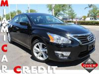 2015 Nissan Altima 2.5 SV 2.5L l-4 engine 2-speed CVT