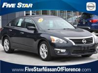 2015 Nissan Altima 2.5 SV Super Black 4D Sedan 2.5L I4