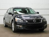 CARFAX One-Owner. Storm 2015 Nissan Altima 2.5 SV FWD