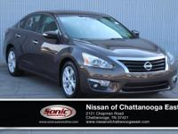 This 2015 Nissan Altima comes complete with Rear-view