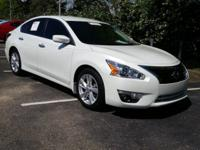 CARFAX One-Owner. Clean CARFAX. Certified. White 2015