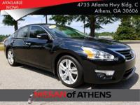 Check out this 2015 Nissan Altima 3.5 SL. Its Variable
