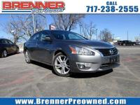 Look at this 2015 Nissan Altima 3.5 S. Its Variable