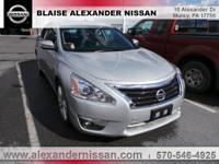 2015 Nissan Altima 3.5 SL Williamsport area. LEATHER,