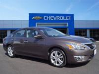 Options:  2015 Nissan Altima 3.5 Sl|Miles: 41887Color: