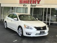 New Price! 2015 Nissan Altima 3.5 SL Leather Sunroof