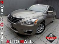 2015 Nissan Altima 2.5 S Sedan 2.5L l-4 engine 2-speed