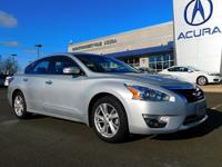 This is a 2015 Nissan Altima 4dr Sdn I4 2.5 SL . Low