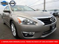 New Price! 2015 Nissan Altima 2.5 SV Saharan Stone NEW