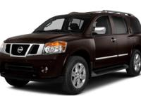 This outstanding example of a 2015 Nissan Armada