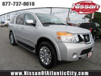 Check out this 2015 Nissan Armada Platinum. Its