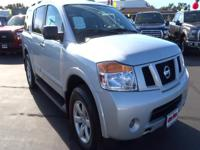 Take command of the road in the 2015 Nissan Armada! It