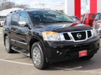 This 2015 Nissan Armada Platinum is Priced Below Kelley