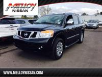 Looking for a clean, well-cared for 2015 Nissan Armada?
