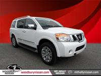 4WD. Won't last long! It's time for Woodbury Nissan!