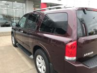 This 2015 Nissan Armada SL is offered to you for sale