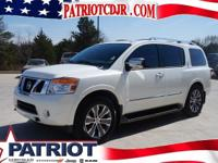 Options:  2015 Nissan Armada Sl|A Great Deal In