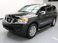 2015 Nissan Armada with 5.6L V8 Engine,Leather