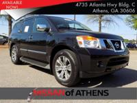 Look at this 2015 Nissan Armada SL. Its Automatic