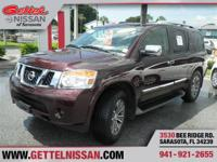 Options:  2015 Nissan Armada Sl|Red|You Have Found What