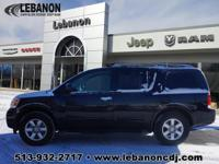 CARFAX One-Owner. Clean CARFAX. 2015 Nissan Armada SV