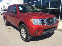 CAR FAX ONE OWNER and FACTORY WARRANTY . Frontier SV,