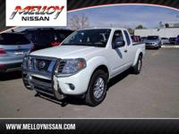 This outstanding example of a 2015 Nissan Frontier SV