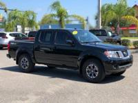 This Nissan Frontier is Certified Preowned! Value