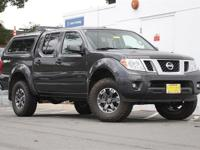 2015 Nissan Frontier Crew Cab PRO-4X!!! 4x4!!! V6!!!