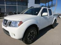 Options:  2015 Nissan Frontier Pro-4X