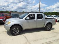 Certified Vehicle! This 2015 Nissan Frontier PRO-4X